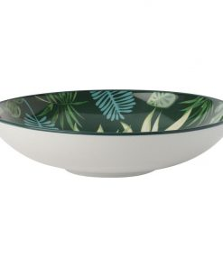 Tropical Nights Shallow Bowl