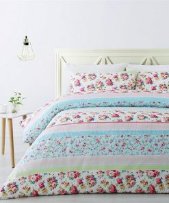 Prue Printed Quilt Cover Set