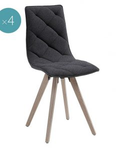 Agos Dining Chair (Set of 4)