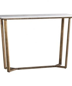 Arlo Marble Console Table