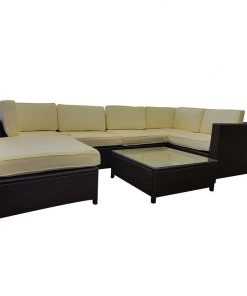 Waikiki 7-Piece Outdoor Lounge Set