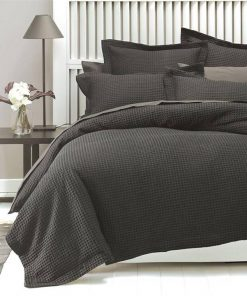 Deluxe Waffle Quilt Cover Set