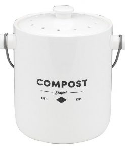 Staples Foundry Compost Bin