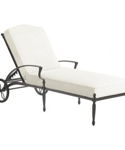 Lebre Outdoor Chaise Lounge