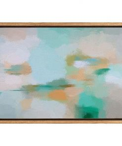 Euphoric Framed Canvas Print