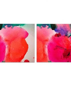 Story Of Spring/Story Of Spring II 2-Piece Canvas Print
