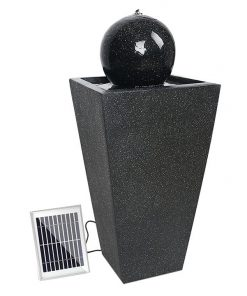 Vali Solar-Powered Water Feature