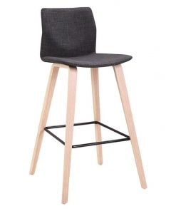 Straight Shooter Bar Stool (Set of 2)
