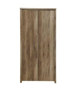 Alice Timber Wardrobe - Natural by Interior Secrets - Pay with zipMoney