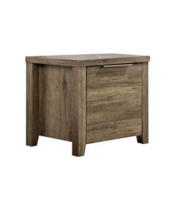 Alice Timber Bedside Table - Natural by Interior Secrets - Pay with zipMoney