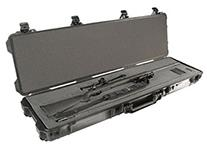 Pelican 1750 Black Weapons Case with Foam