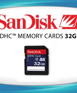 Sandisk SDHC Class 4 32GB Memory SD Card