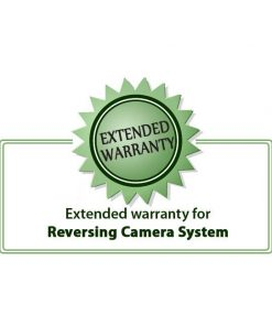 Extended warranty for reversing camera system