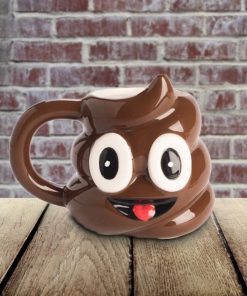 Smiley Poo Mini Jug