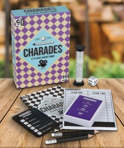 Charades - The Race Against Mime!