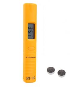 -20-220C/ -4-428F Non-contact IR Infrared Thermometer Pen Temperature Test B