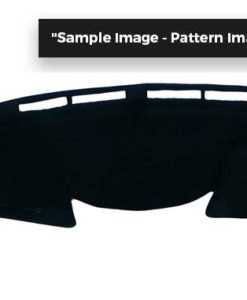 Alfa Romeo Mito Hatch 2008-Current Dash Mat - Shevron