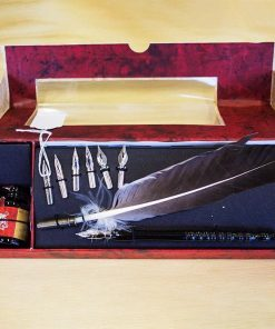 Feather Quill Pen Writing Set | Authentic Models