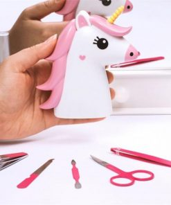 Unicorn Vanity Kit | Maintain Your Brows & Nails The Magical Way!
