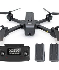 JJRC H73 2K Camera 5G Wifi Quadcopter GPS RC Drone with 3x Batteries