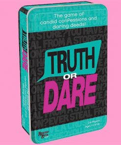 Truth Or Dare Challenge Card Game | How Far Will You Go To Win?