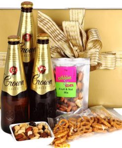 Liquid Gold - Free Chocolate Macadamias - Fathers Day Hamper