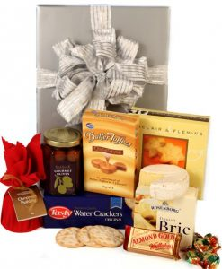 Silver Bells - Christmas Hamper