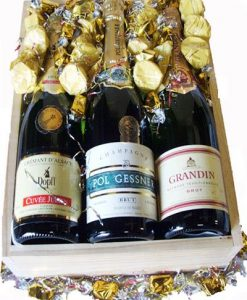 Trio Of France - Wine Hamper