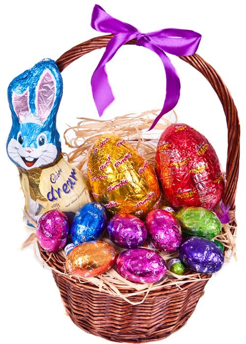 Easter gift baskets and hampers got gifts bunny hop easter hamper negle Choice Image
