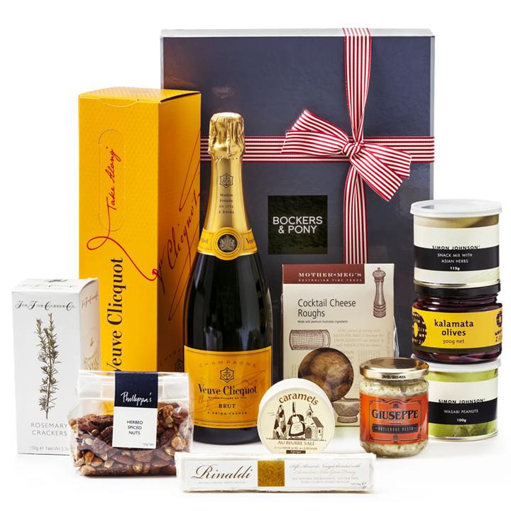 Cheers Hamper - Luxury Hampers