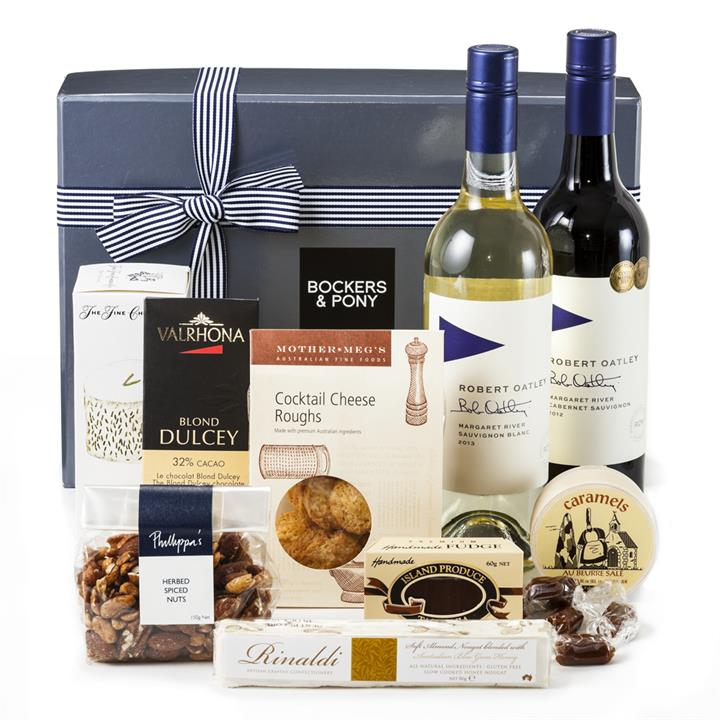 Blue Skies Hamper - Gourmet Hampers