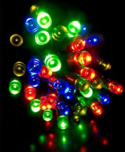 1000 Multi Colour Superbright Twinkle LED String Light - 50m