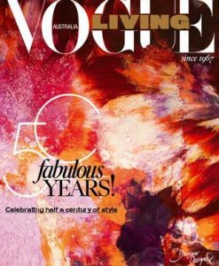 Vogue Living Magazine 12 Month Subscription