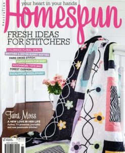 Australian Homespun Magazine 12 Month Subscription