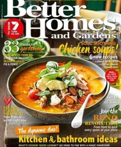 Better Homes & Gardens Magazine 12 Month Subscription