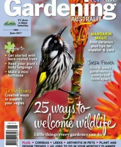 Gardening Australia Magazine 12 Month Subscription