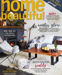 Australian home beautiful Magazine 12 Month Subscription