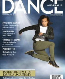 Dance Australia Magazine 12 Month Subscription