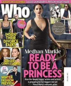 WHO Magazine 12 Month Subscription