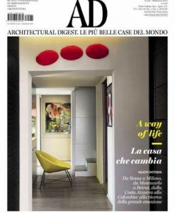 Architectural Digest (Italy) Magazine 12 Month Subscription