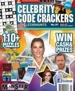 Lovatts Code Cracker Starhunts Magazine 12 Month Subscription