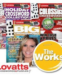 Lovatts THE WORKS Magazine 12 Month Subscription