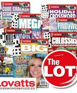 Lovatts THE LOT Magazine 12 Month Subscription