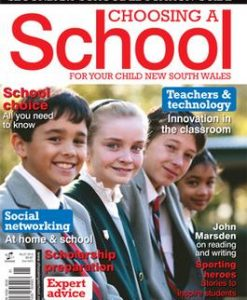 Choosing A School For Your Child-NSW Magazine 12 Month Subscription