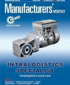Manufacturers' Monthly Magazine 12 Month Subscription