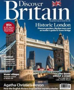 Discover Britain Magazine 12 Month Subscription