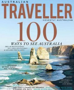 Australian Traveller Magazine 12 Month Subscription