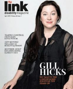 Link Disability Magazine 12 Month Subscription