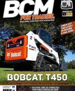 Building Contractor Magazine 12 Month Subscription