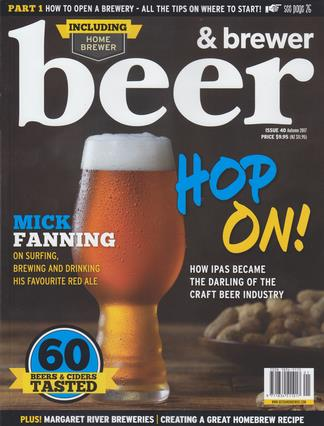Beer & Brewer Magazine 12 Month Subscription
